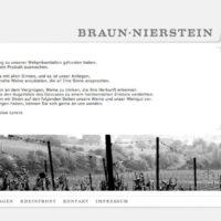 Weingut Braun Nierstein