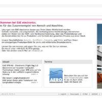 EAE electronics - Avionics