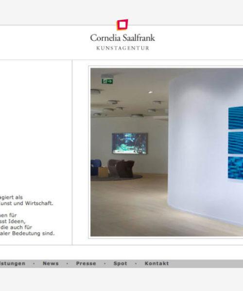 Cornelia Saalfrank - Kunstagentur
