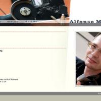 Alfonso Mannella - Künstler