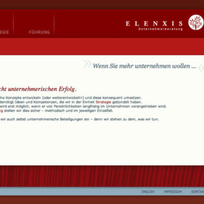 ELENXIS - Die Unternehmerberatung