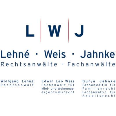 Lehné   Weis   Jahnke - Rechtsanwälte · Fachanwälte