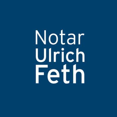 Notar Ulrich Feth