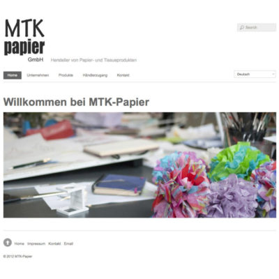 MTK-Papier GmbH
