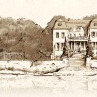 Illustration Schloss