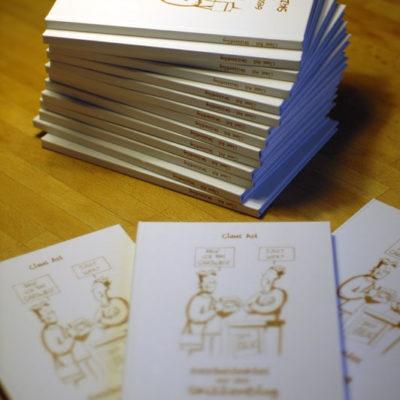 Skizzenblog - Das Buch